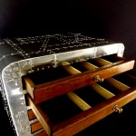 Ruler drawer dividers.